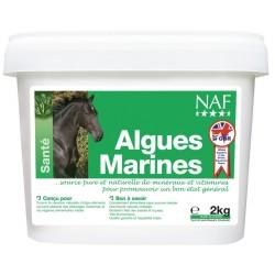 Algas marinas NAF