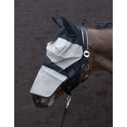 FLY MASK - TURNOUT Grey