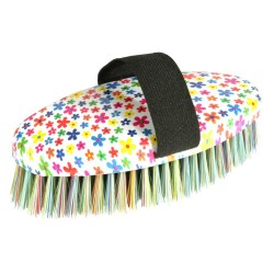 COLOURFUL BODY BRUSH