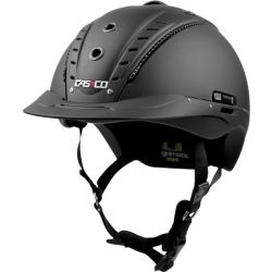 CASCO MISTRALL 2 HELMET Matt black, decoration Casco