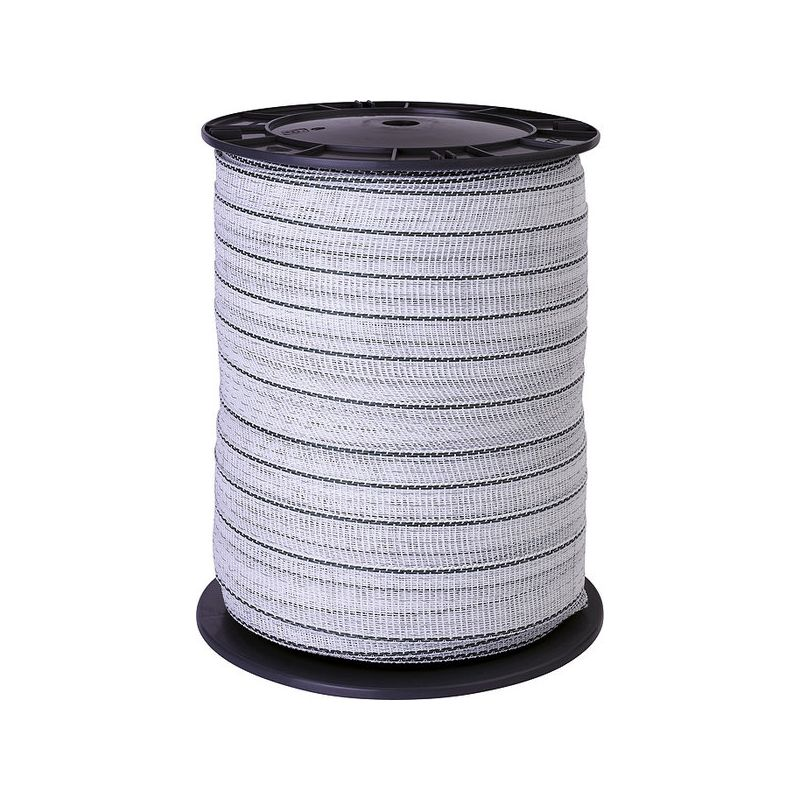 Ruban pour cl ture lectrique beaumont 40 mm - Ruban cloture electrique ...