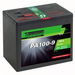 Alkaline battery 120 A - 9 V