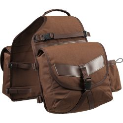 Waterproof Tout Chemin double saddle bags