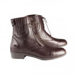 Boots Jodhpurs Hamptons Horze Marron