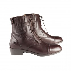 Horze Hamptons Jodhpur Boots Brown
