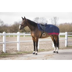 "EQUI-THÈME ""TYREX 1680 D"" Exercise sheet, polar fleece lined"