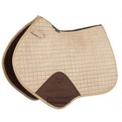 Mantilla LeMieux Prosport Close contact S - suede Beige