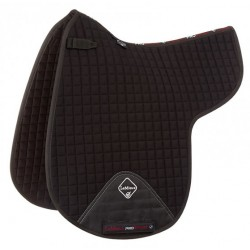 Lemieux Prosport Cotton Dressage Numnah Black