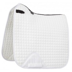 Lemieux Prosport Cotton Dressage Square White