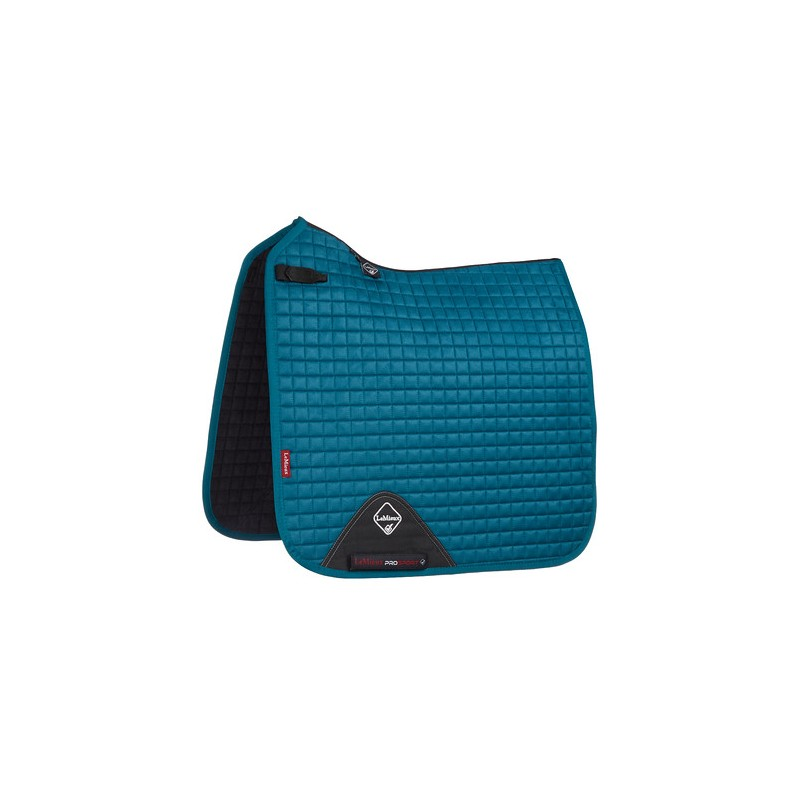 Tapis De Selle Lemieux Dressage Luxury Square Prosport