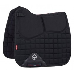 Lemieux Pro-Sorb Plain Dressage Square Black