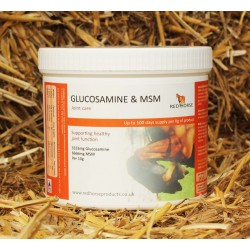 Glucosam' MSM Red Horse Products