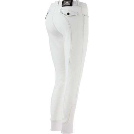 Culotte Equi-Thème Verona Enfant basanes silicone - Pantalon Equitation 882bf70b6cf