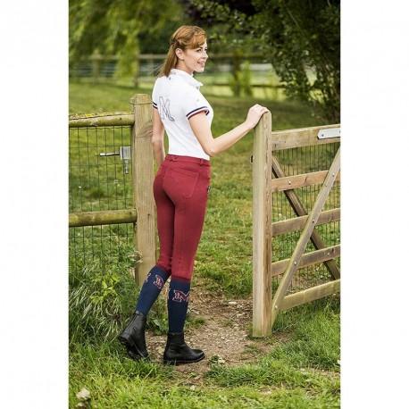 Femme Equi Pro Pantalon Coton Theme D'équitation 354RjqAL
