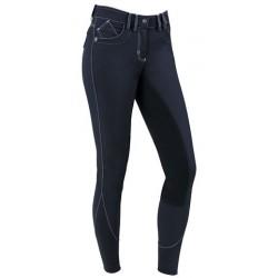 Pantalon Covalliero Techno Femme Bleu marine