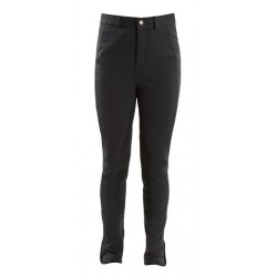 Covalliero Riding Breeches Economic for children and teenagers Black