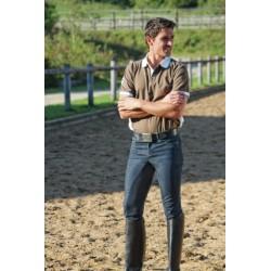 Covalliero Riding Breeches Denim for men