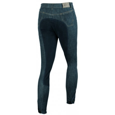 b0c37d7986fbe Covalliero Riding Breeches Denim for men Covalliero