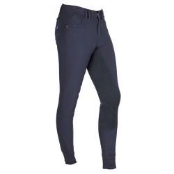 Covalliero riding breeches Techno for men Dark blue