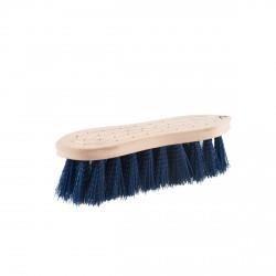 Brosse dure Horze avec dos en bois, 5,5 cm