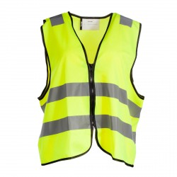 Horze Reflective Safety Zip Vest