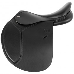 Tekna S7 Club Saddle Black