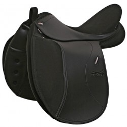 Tekna Jumping Pony Saddle with handle Black