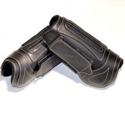 Tekna Carbon Fibre Tendon Boots Black