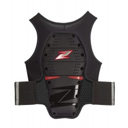 Spine Jacket Kid Equitation Zandona Noir