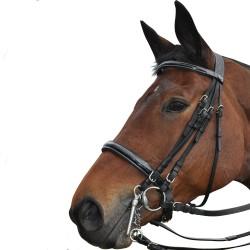 Privilege Equitation Pull Back Monaco Bridle