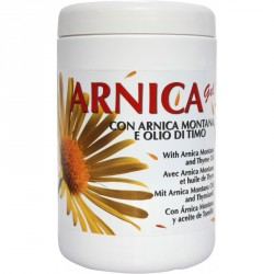 Gel Officinalis Arnica