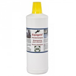 Equigold Shampooing pour chevaux Stassek