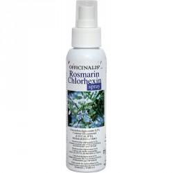 Spray de soins Officinalis Romarin et Chlorhexine