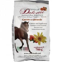 Caramelos Officinalis® zanahorias girasol