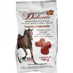 Caramelos Officinalis® fresa caléndula