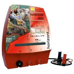Pastor electrico hotSHOCK A50 Horizont 12V