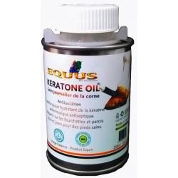 Keratone aceite Equus laboratorio