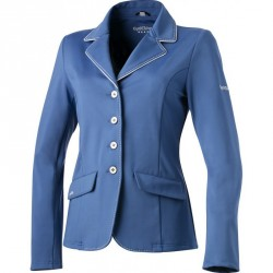 Equi-Theme Soft Couture competition jacket Blue