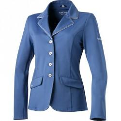 Veste de concours Equi-Theme Soft Couture Bleu
