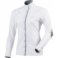 Equi-Theme Check shirt, long sleeves