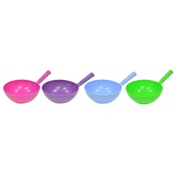 Round bowl scoop Magenta