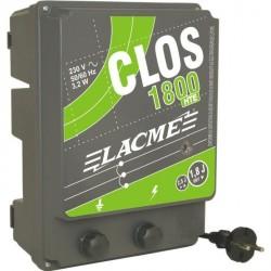 Pastor eléctrico Lacmé Clos 1800 230V