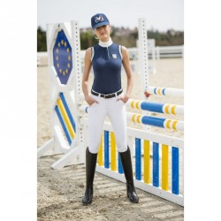 EQUIT'M Thermic breeches, ladies White