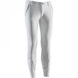Pantalón Equit'M Thermic caballeros Blanco