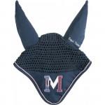 Bonnet chasse-mouches EQUIT'M E.L. M Marine