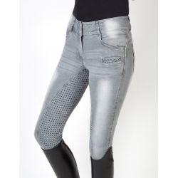 Pantalon d'équitation Eclipse avec fond antidérapant