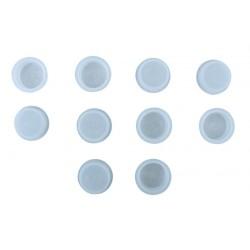 SACHET DE 10 BOUCHONS VERTS - POLYFLEX