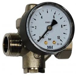 Pressure adjustment device