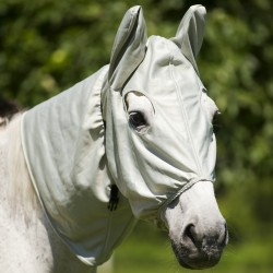 "EQUI-THÈME ""Sweet-itch"" mask Grey"