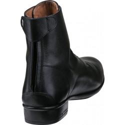 Boots Equi-Theme Primera cuir lisse Noir